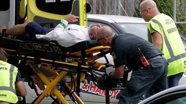 استشهاد واصابة عدد من الفلسطينيين في هجوم مسجدي نيوزيلندا