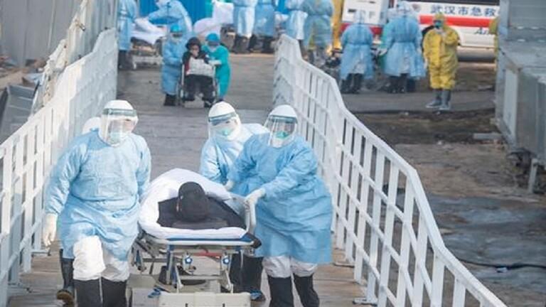 """أمريكا تسجل أكثر من 1200 وفاة في يوم واحد وترامب يقول: """"سيموت كثيرون"""""""