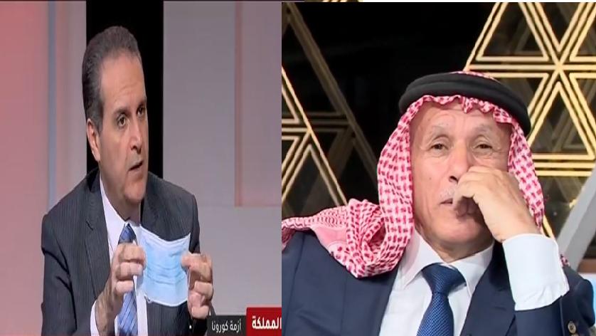 العرموطي يسأل الخصاونة: هل سيعتذر الهواري عن تصريحاته قبل أن يُصبح وزيراً بعدم ضرورة لبس المواطن للكمامة؟!