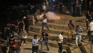 مع تواصل الاعتداء الصهيوني ..  ارتفاع إصابات المقدسيين لـ100