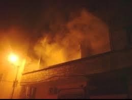 انقاذ 7 أشخاص في حريق منزل سببه طفل في إربد