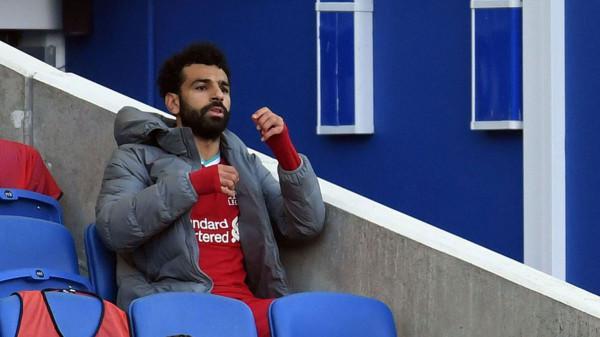 محمد صلاح: أريد الاستمرار في ليفربول لأطول فترة