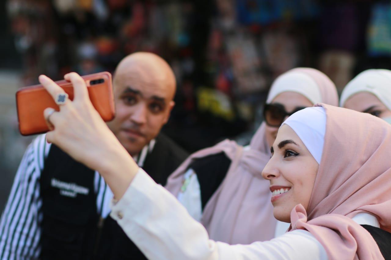 """""""شباب التغيير"""" يحضر لمبادة وتقرير عن عن مناسبات الاردنيين خلال كورونا ..  صور"""