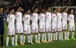 """""""النشامى"""" يختار 25 لاعبا لمواجهتي البحرين وأفغانستان"""
