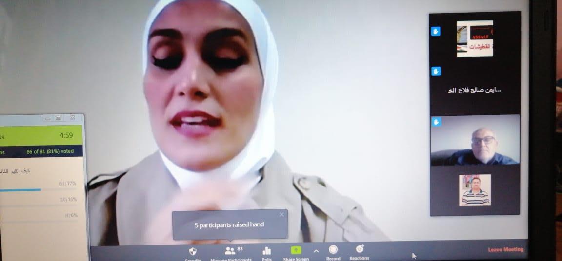 """دورة تدريبية لـ""""عمان العربية"""" حول أسرار النجاح"""