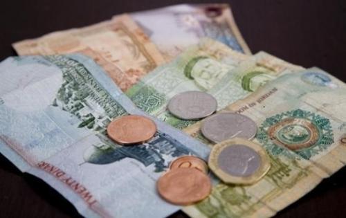 توقع وصول دين الناتج المحلي الأردني إلى 112%