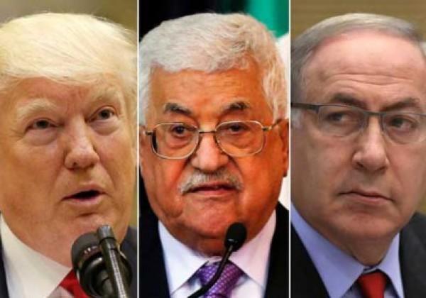 وثيقة فلسطينية تكشف تفاصيل خطة ترامب لعملية السلام
