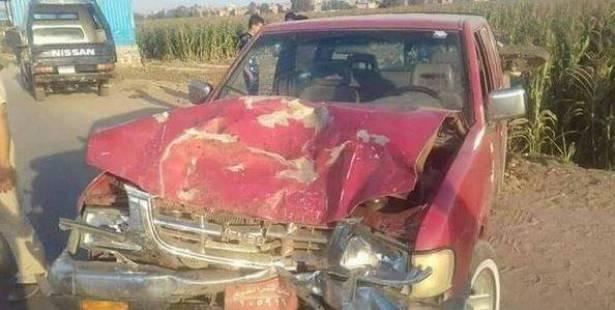 مصر - طفل يسرق سيارة والده ويقتل اربع اشخاص من اسرة واحدة
