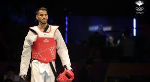 """الاصابة تبعد لاعب المنتخب الوطني للتايكواندو """"ابو غوش """" عن الجائزة الكبرى"""