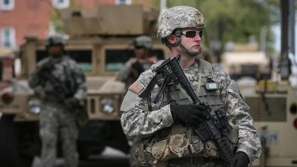 واشنطن ترسل الف جندي إلى الشرق الأوسط