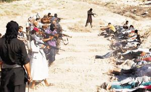"""""""داعش"""" يعدم 100 من مقاتليه بتهمة """"محاولة الفرار"""""""