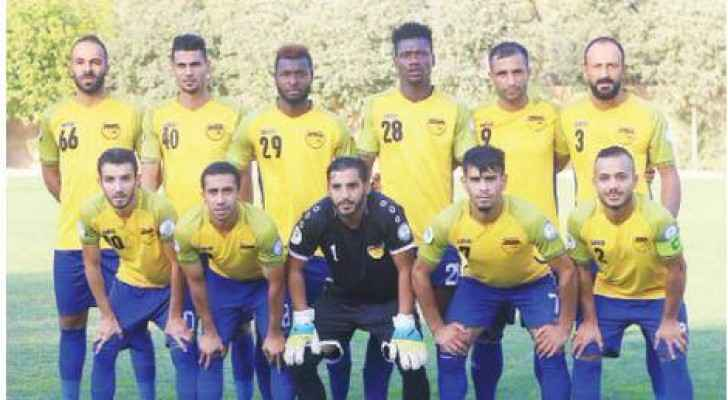 الحسين اربد يحقق فوزه الأول في الدوري على حساب ذات راس