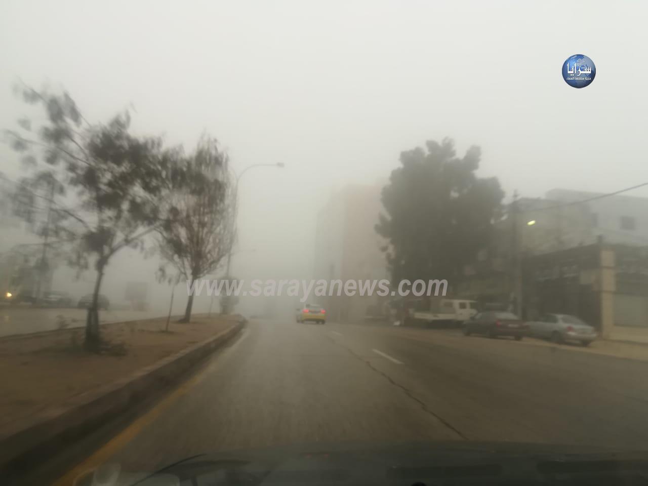 طقس العرب : أجواء مُغبرة حالياً ..  والسحب المرافقة للجبهة القُطبية تقترب