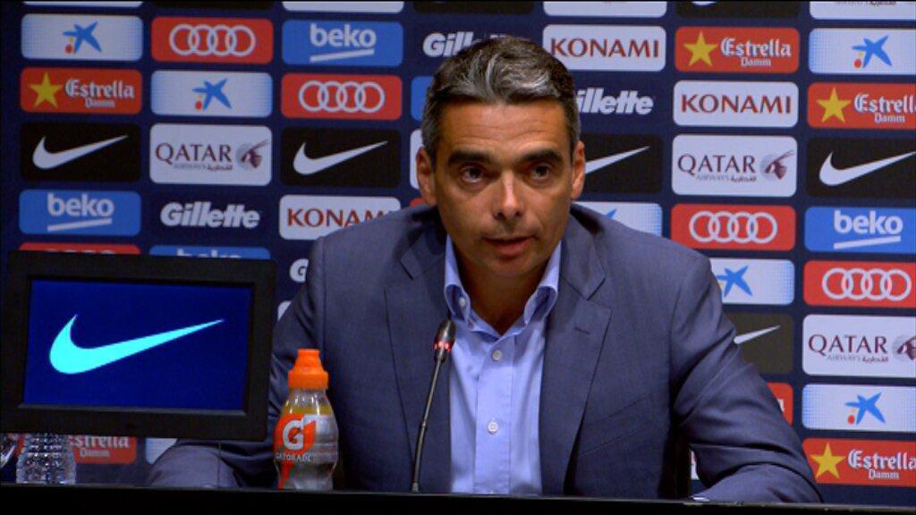 خبر استقالة جديدة في إدارة برشلونة تفاصيل ..