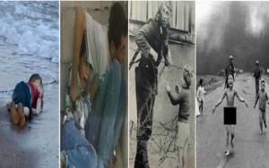 بالصور.. أطفال أوجعوا ضمير العالم