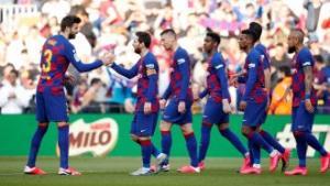 مباراة برشلونة ضد نابولي ..  مفاجأة من كيكي سيتين لمواجهة دوري أبطال أوروبا ..