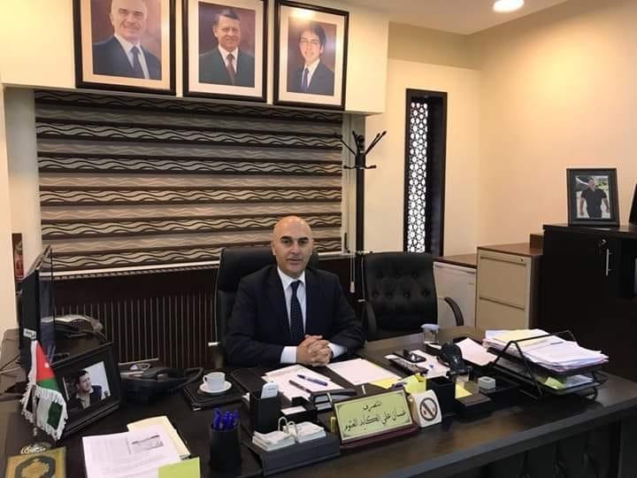 عطوفة الدكتور غسان الكايد ..  مبارك الترفيع