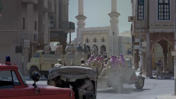 الفريق العدوان  : القوات الاردنيه لم تشارك في حادثه احتلال الحرم المكي واللواء علاء الدين شارك بحادثة الانتركونتيننتال