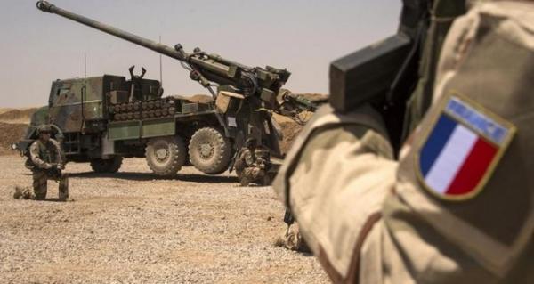 انسحاب عسكري فرنسي من العراق