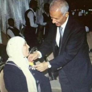 وفاة زوجة النائب صالح العرموطي