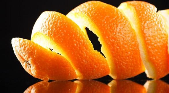 8 أسباب تدفعك للاحتفاظ بقشور البرتقال