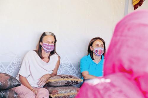 """شابويزات: كلما طالت أزمة """"كورونا"""" ازداد تعمق أثرها على الأطفال"""