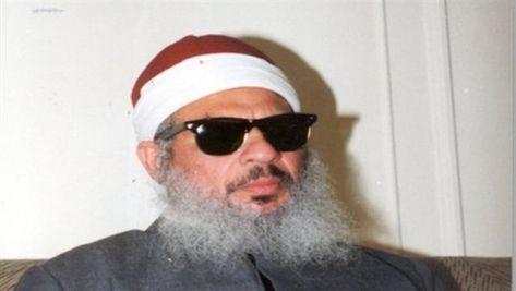 وفاة مفتي الجماعة الإسلامية بمصر عمر عبد الرحمن