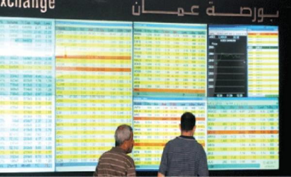 %50.3 ملكية المستثمرين غير الأردنيين في الشركات المدرجة ببورصة عمان