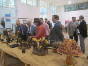 برعاية معالي وزير الثقافة فيلادلفيا تستضيف معرض الفن التشكيلي لرابطة جراسيا للفنون الجميلة