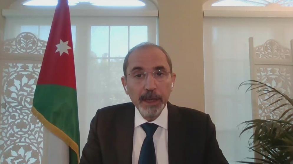 وزير الخارجية: استمرار عدوان وعنجهية إسرائيل سينعكس على العلاقات مع الأردن