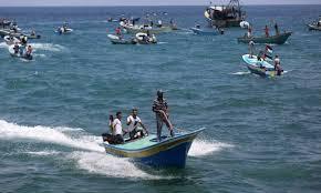 172 انتهاكاً إسرائيلياً بحق صيادي غزة منذ بدء العام الحالي