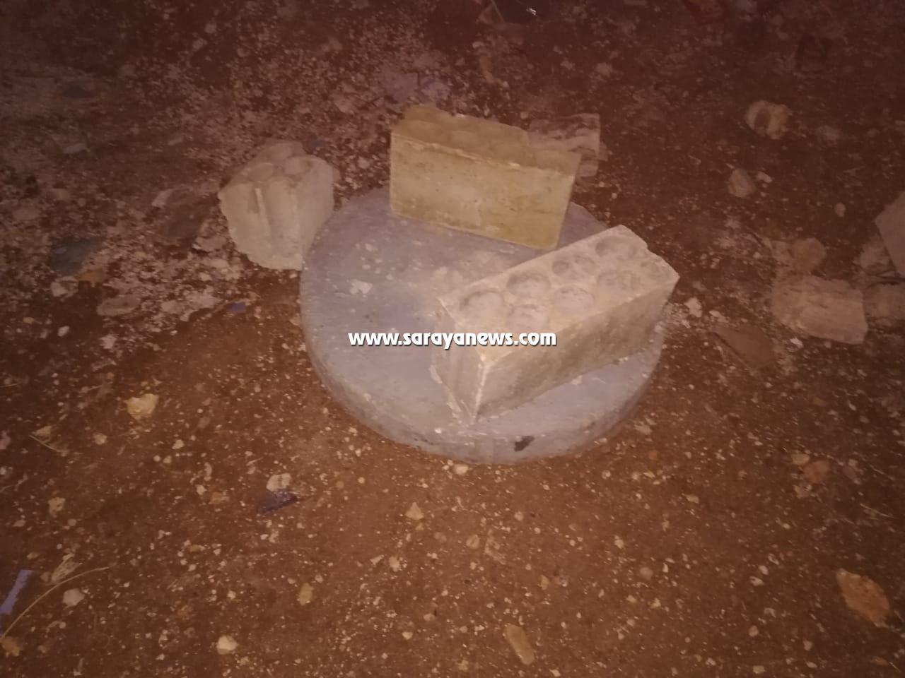 بعد نشر سرايا : الامانة تقوم باغلاق حفرة صرف صحي مغلقة بشكل خاطئ في المقابلين  .. صورة