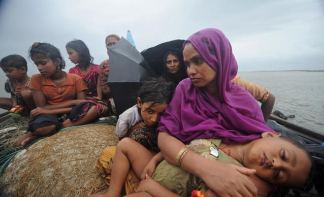 الامراض والأوبئة تهدد حياة الآلاف من مسلمي الروهينغا في مخيمات اللجوء