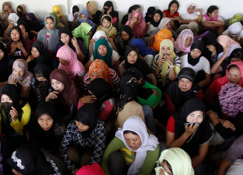 الهند توافق على طلب استقدام خادمات إلى السعودية