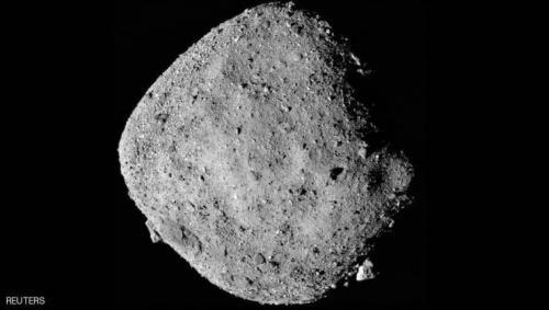 ناسا: عينات من 'صخرة يوم القيامة' في طريقها إلى الأرض