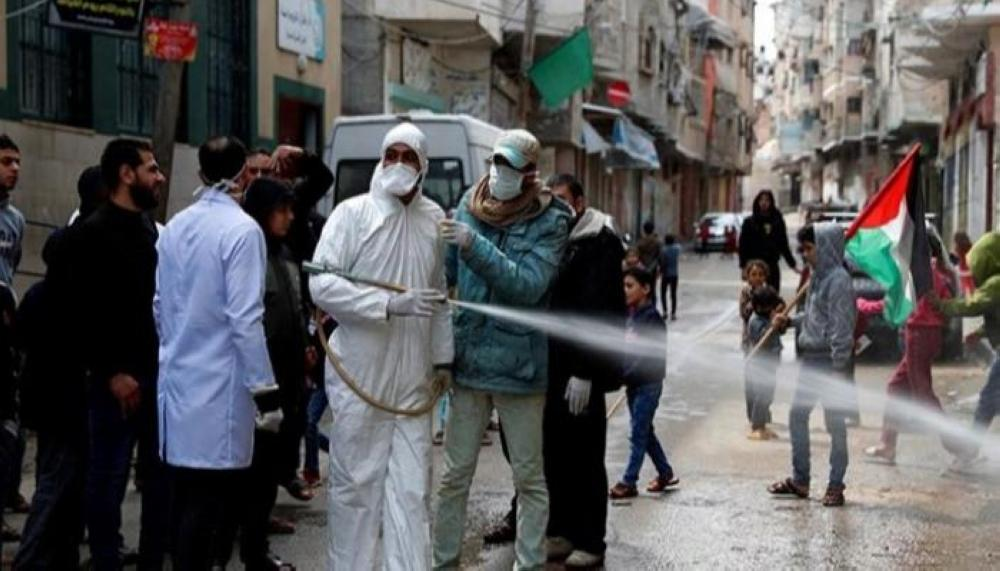 الصحة الفلسطينية : 4 وفيات و582 إصابة جديدة بكورونا