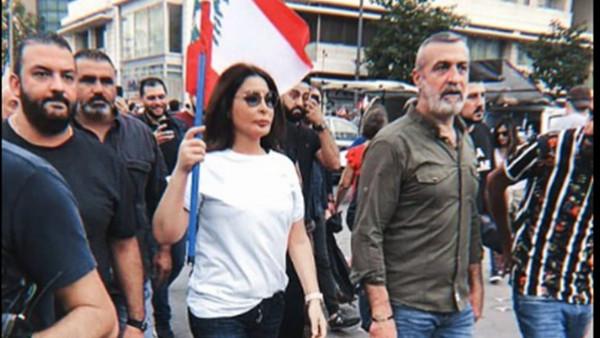 إليسا تُهاجم الرئيس اللبناني بكلمات قاسية ..  ماذا قالت عنه؟
