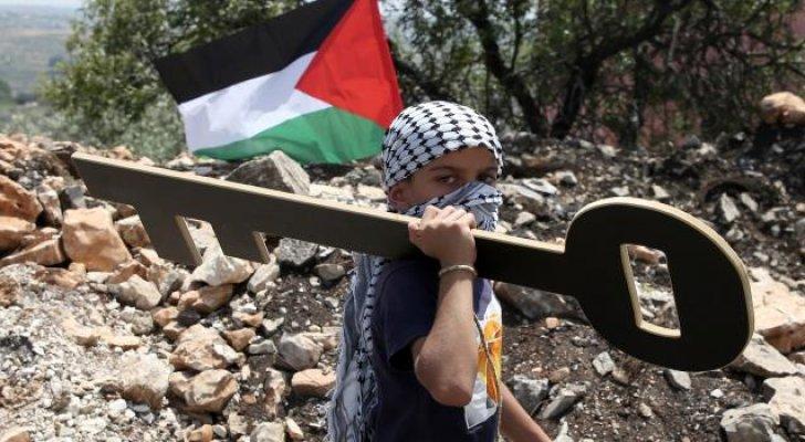 بيان صادر عن مجموعة السلام العربي بمناسبة الذكرى الثانية و السبعين للنكبة الفلسطينية