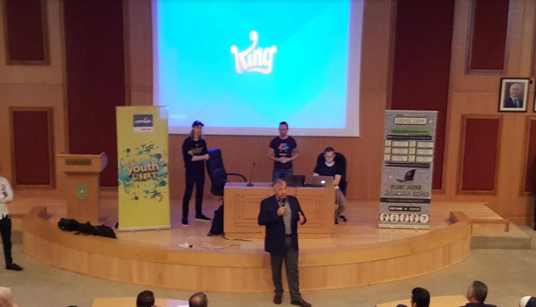 إنطلاق فعاليات Umniah King Game Jam في مجمع الحسين للأعمال