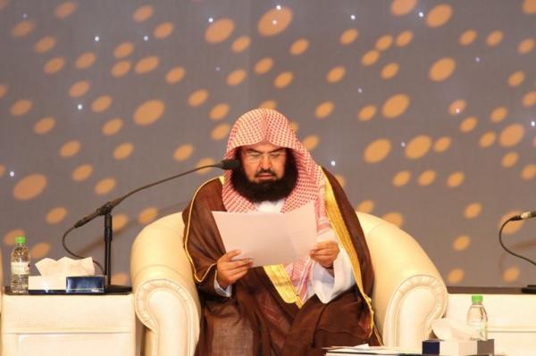 السديس يدعو لترقب المفاجأة الكبرى في تاريخ المسجدين الحرام والنبوي