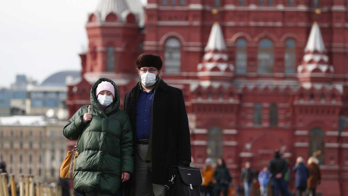 روسيا : 79 وفاة و 5394 إصابة جديدة بفيروس كورونا