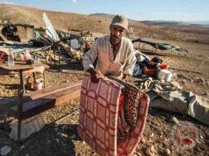 الاحتلال يطرد 10 عائلات من مساكنهم بالأغوار الشمالية