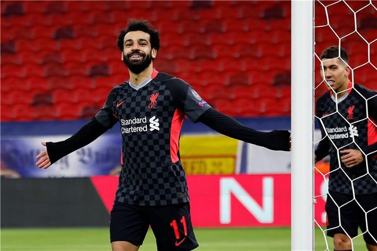 """بالصور  ..  """"أحرف من ذهب"""" ..  5 رسائل من ليفربول إلى محمد صلاح"""