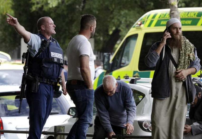 شهود عيان يروون لحظات الرعب في مذبحة مسجد نيوزيلندا أثناء صلاة الجمعة