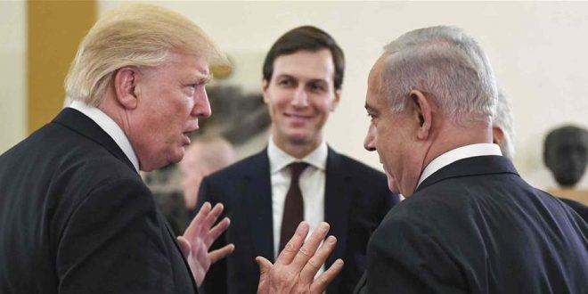 """صحيفة عبرية تنشر 4 بنود """"خطيرة"""" في صفقة القرن .. """"تفاصيل"""""""