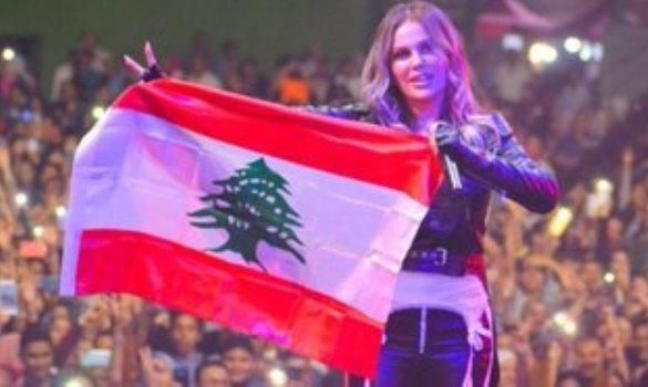 مغنية لبنانية تتعاون مع مطرب مهرجانات