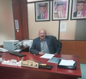 خالد عبد الرحمن محارب .. مبارك التعيين
