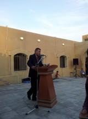 مهرجان الشعر السنوي الثاني في منتدى زي الثقافي