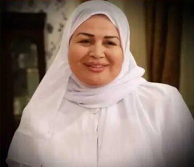 إلهام شاهين تثير الجدل بظهورها بالعباءة والحجاب