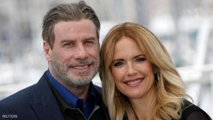 رحيل الممثلة الأميركية كيلي بريستون ..  زوجة جون ترافولتا